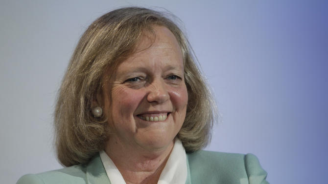 HP shows recovery following PC flip-flop fallout