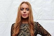 Lindsay Lohan. <i>Getty Images</i>