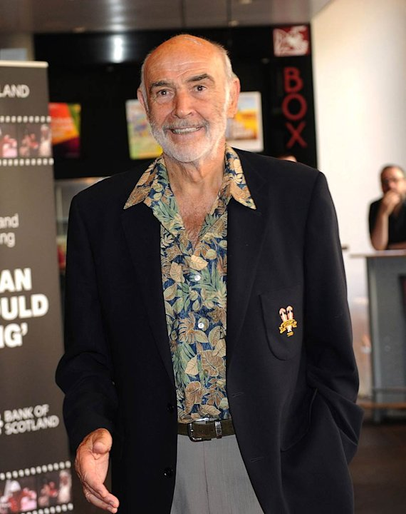 Sean Connery Scotland Film Fes