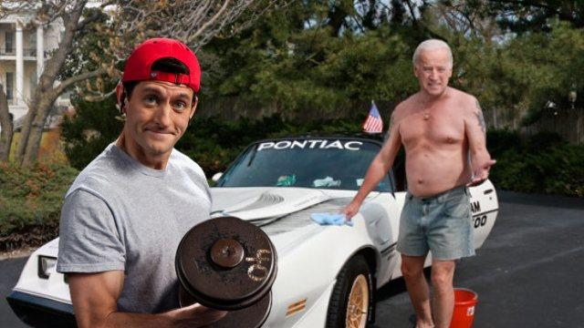 Internet Is Pumped for Paul Ryan Workout Photos