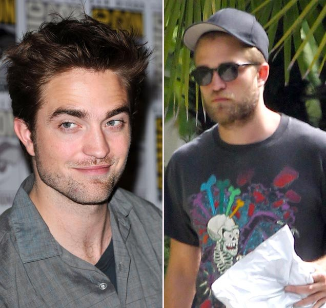 Did Robert Pattinson Shave His Head?