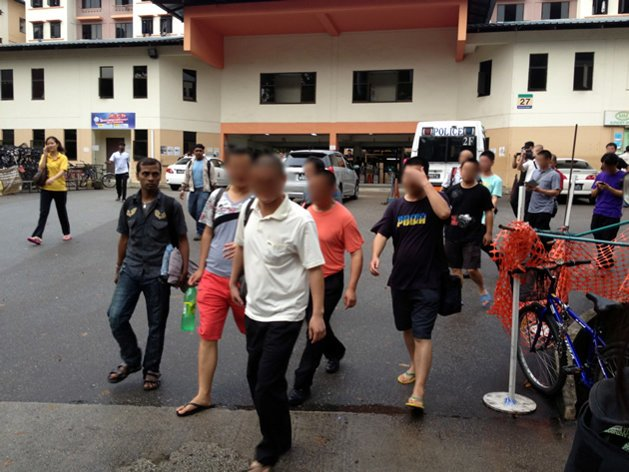 HRW: SMRT 'illegal strike' crackdown demonstrated poor human rights recorda