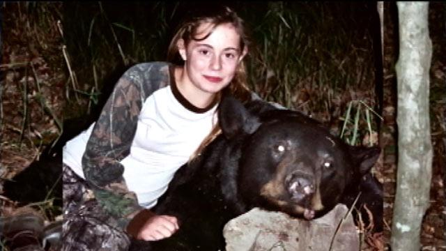 Girl's Bear-Hunting Dream Comes True at 11