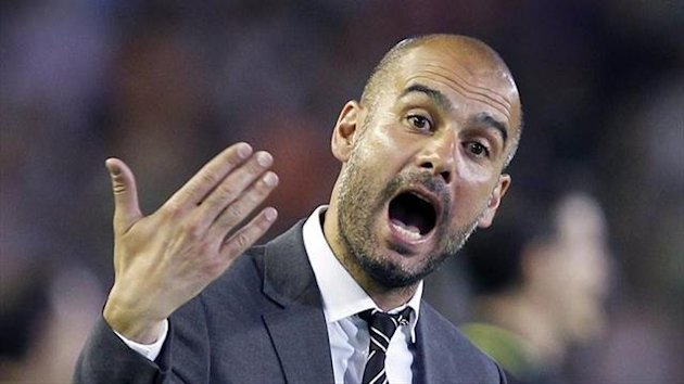 Guardiola Betis