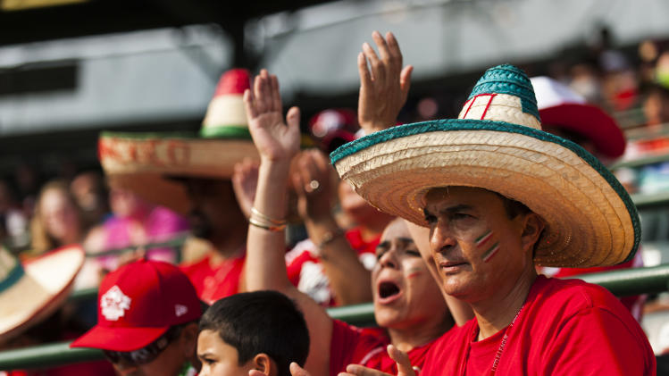 Baseball: Little League World Series: Mexico vs. Japan