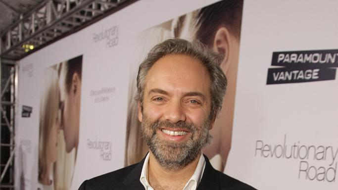 Revolutionary Road LA Premiere 2008 Sam Mendes