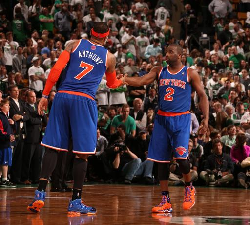 Knicks hold on to beat Celtics 88-80 and advance
