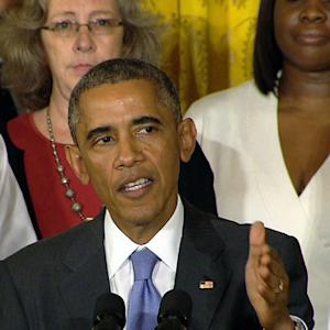 Obama pushes for states to follow CDC's Ebola guidelines