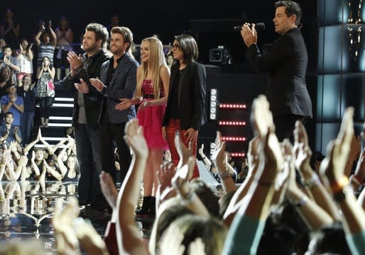 The Voice Season 4 Finale Recap: They're All Stars Tonight