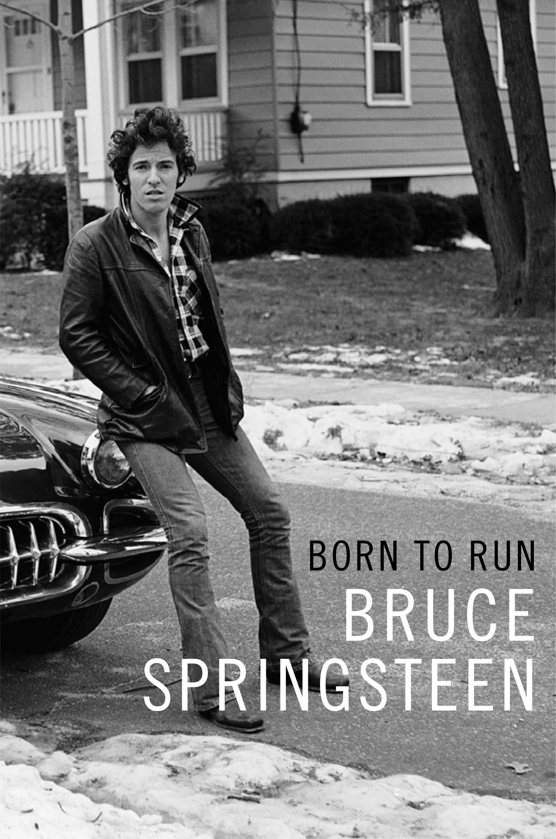 Bruce Springsteen wrote an autobiography about his rise to fame coming out this year
