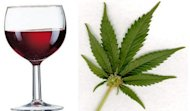 Le vin au cannabis made in USA