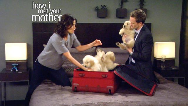How I Met Your Mother - Puppies!