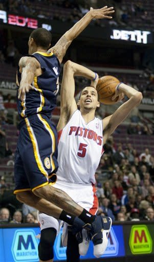Pistons beat Pacers, end Frank's 20-game skid