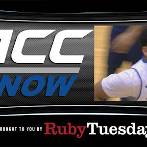 Tony Bennett Talks Top Five ACC Matchup | ACC Now