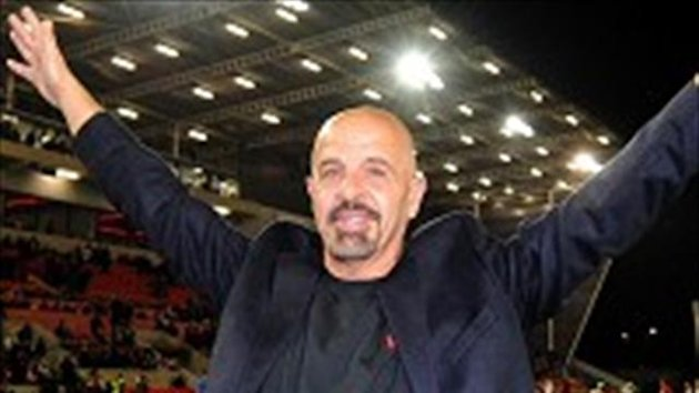 Dr Marwan Koukash, pictured, has big plans for Salford