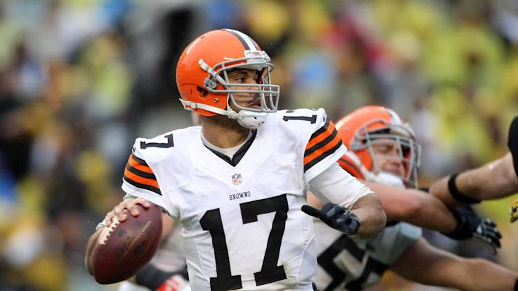 Veteran quarterback Jason Campbell signs with Cincinnati Bengal…
