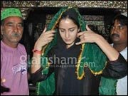 Katrina Kaif visits Fatehpur Sikri shrine for EK THA TIGER success?