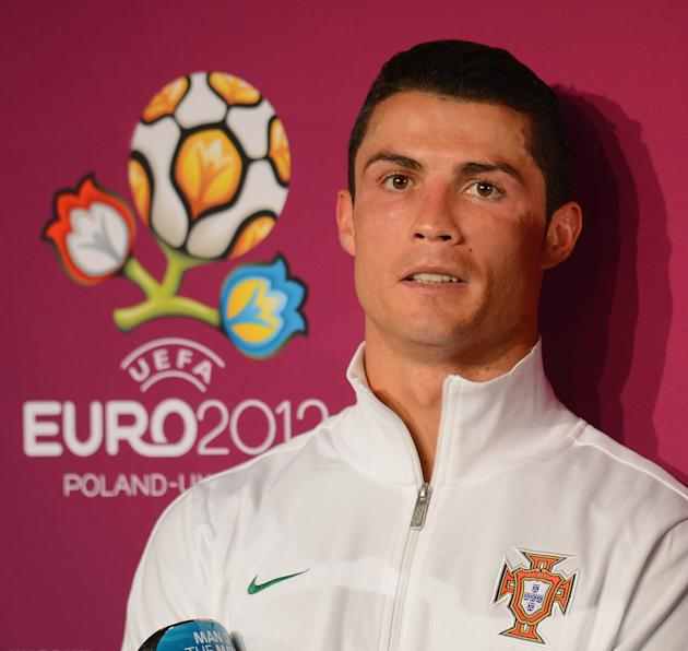 Post-Match Press Conferences - Czech Republic v Portugal, Quarter Final: UEFA EURO 2012