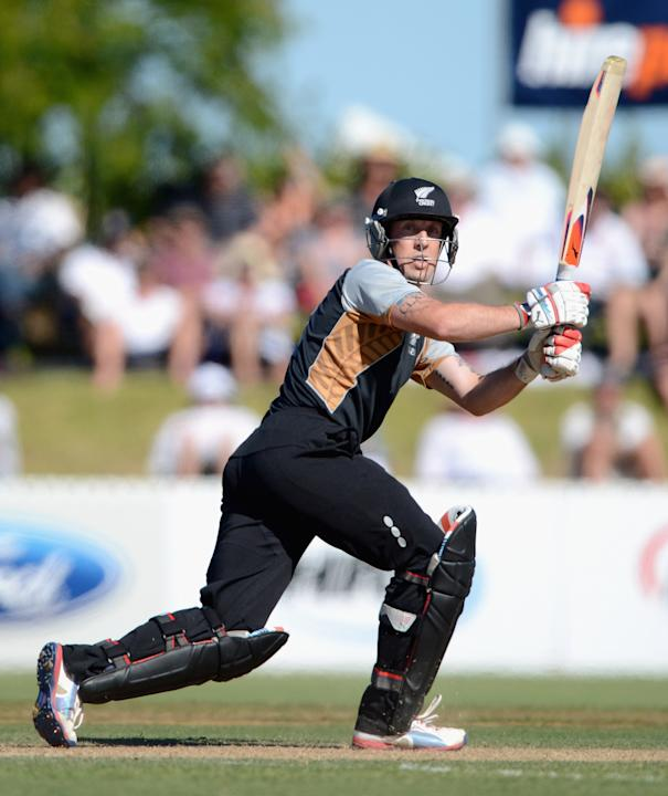 New Zealand XI v England T20 Practice Match