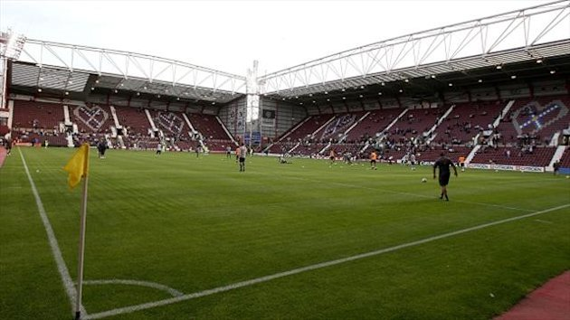 Hearts expect to make a payment to HMRC 'in the very near future'