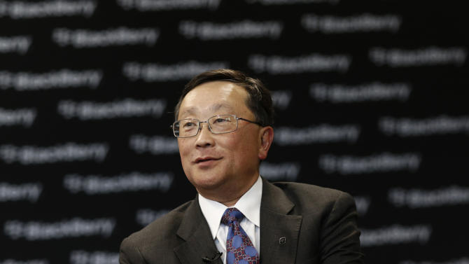 BlackBerry and Samsung join forces to take on Apple