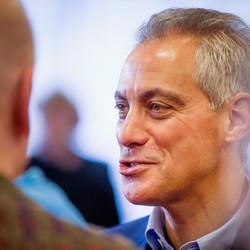 Rahm Emanuel Wants To Capitalize On Controversy In Neighboring Indiana