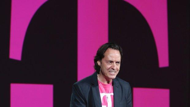 Legere greets Sprint's new CEO the only way he knows how: Ruthless trolling
