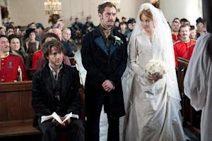 Robert Downey Jr., Jude Law and Kelly Reilly in Warner Bros. Pictures' Sherlock Holmes: A Game of Shadows - 2011