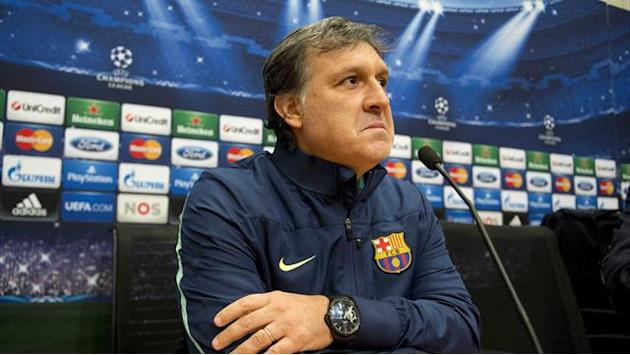 Champions League - Martino: Speedy attacks key for Barcelona against Celtic
