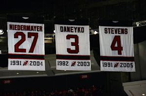New Jersey Devils: All-Time Team