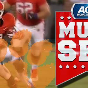 Clemson's Sammy Watkins Explodes for 77-Yard Touchdown | ACC Must See Moment of the Year Candidate