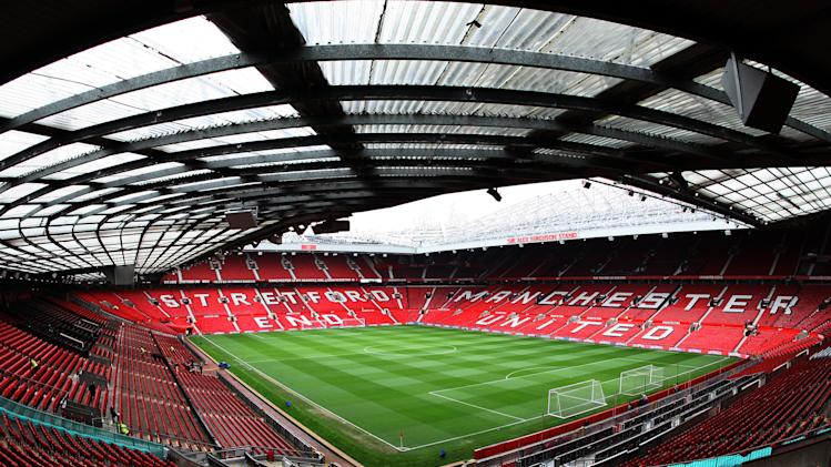 Manchester United files for IPO in US