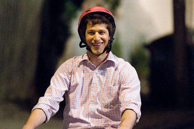 "This film image released by Columbia Pictures shows Andy Samberg in a scene from ""That's My Boy."" (AP Photo/Columbia Pictures - Sony, Tracy Bennett)"