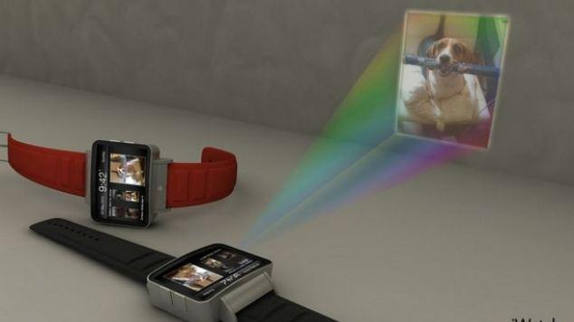 iWatch concept by Antonio De Rosa