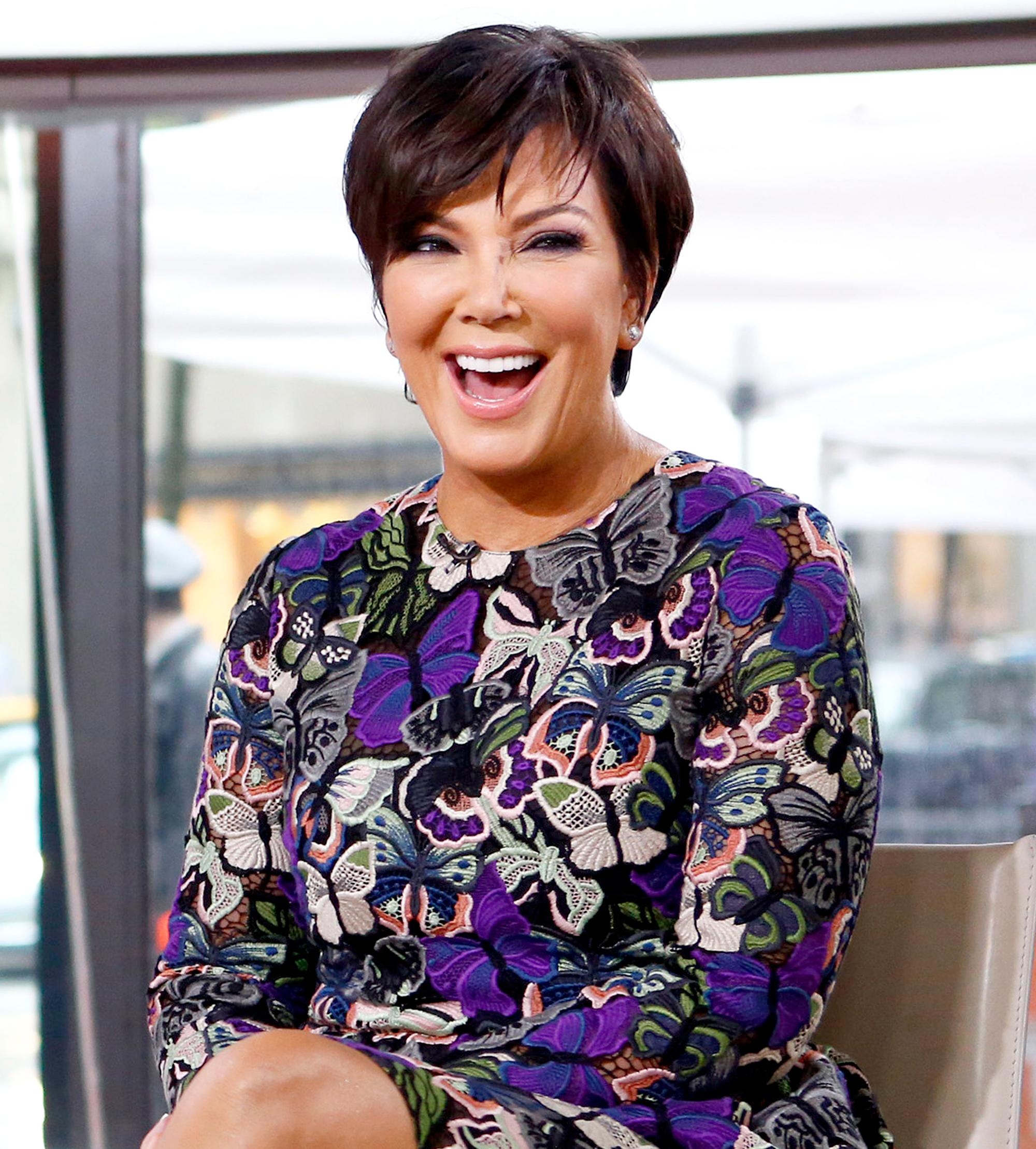 Kris Jenner Gives Her Best Advice on Dating
