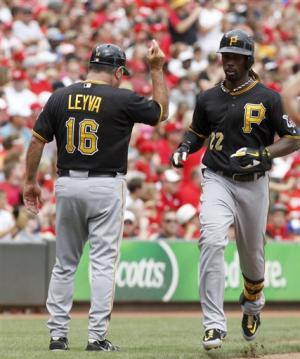 Burnett shuts downs Reds in Pirates' 6-2 win