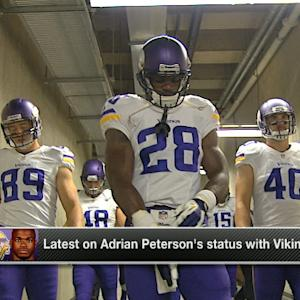 Cowboys no longer in the running for Adrian Peterson