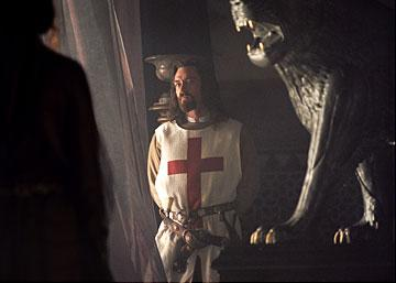 Marton Csokas as Guy De Lusignan in 20th Century Fox's Kingdom of Heaven