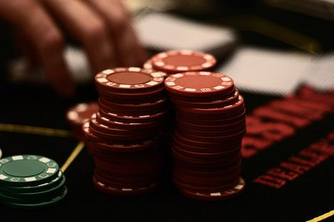 Reality TV Stars Shooting Poker-Based Show Pilot