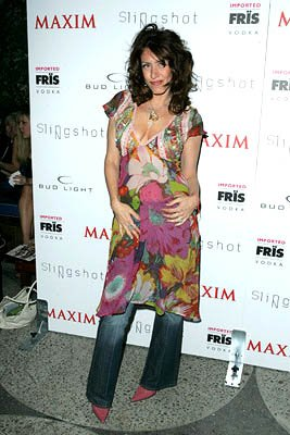 Joely Fisher Slingshot premiere - Tribeca Film Festival April 26, 2005 - New York, NY