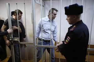 Russian opposition activist and anti-corruption crusader…