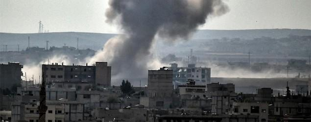 U.S.-led coalition pounds IS with 31 airstrikes
