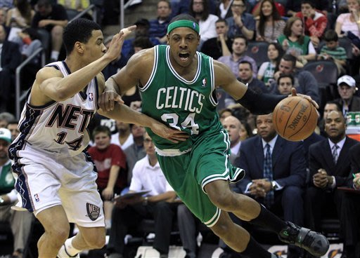 Bradley keys Celtics' 94-82 win over Nets