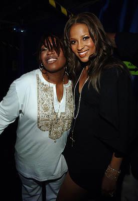 Missy Elliott and Ciara MTV Video Music Awards - 8/28/2005