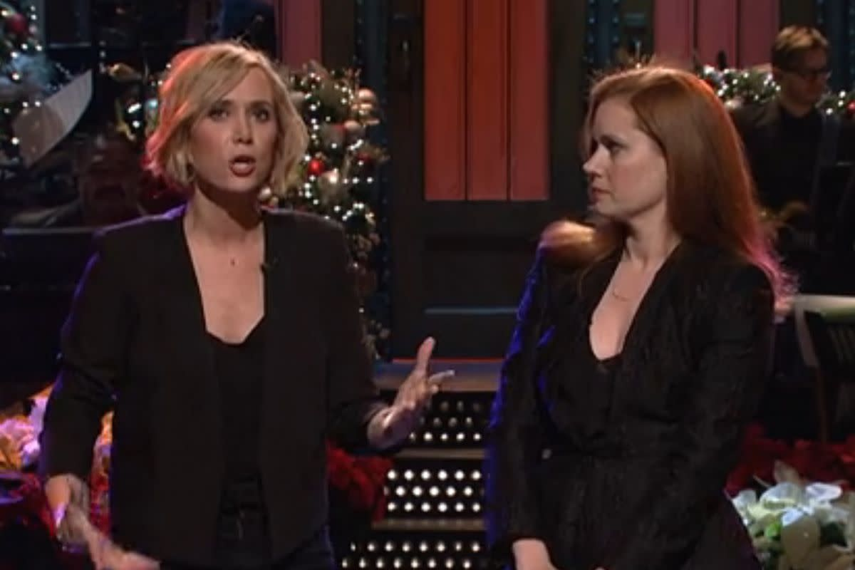 'SNL' Recap: Amy Adams and One Direction