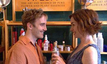 Jay Mohr and Julianne Nicholson in Lantern Lane's Seeing Other People