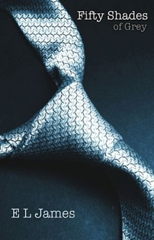 The cover of &#39;Fifty Shades of Grey&#39; -- Vintage Books