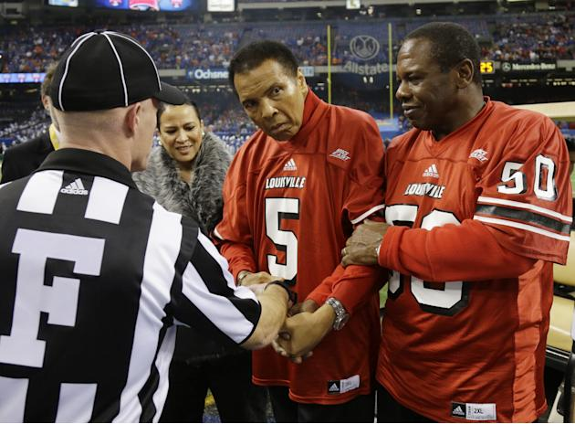 Allstate Sugar Bowl - Louisville v Florida