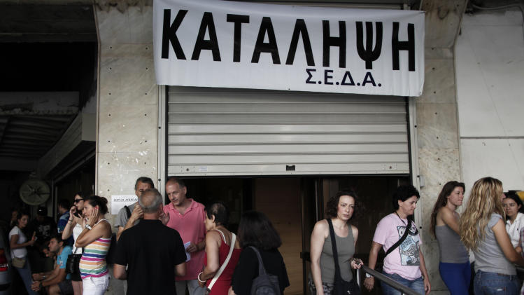 News Summary: Greek unions call for general strike
