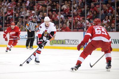 NHL Tuesday: Senators fight to stay alive in Detroit